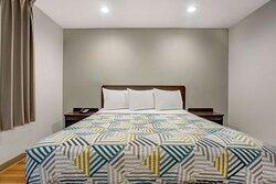 Motel La Mesa single ada