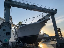 Bayfront Yacht Works & Marina - small boatyard, great service, turn around time is quick, & professional quality work done here!