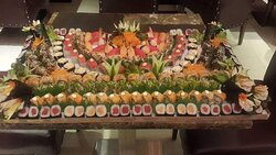 Special sushi dishes