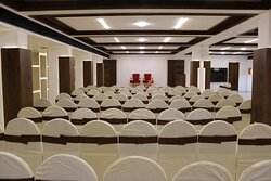 Banquet hall/Conference hall hotel the grand piano