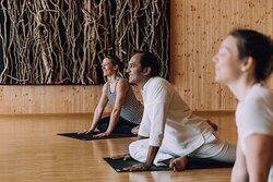 Yoga -  Chesa Valisa Naturhotel Kleinwalsertal