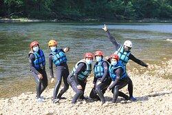 Nuestros aventureros, además de intrépidos, son unos modelos fantásticos! Qué pose os gusta más? 😂😉🤙🌊  Visita nuestra web: www.arrepions.com