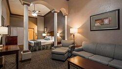 Exterior King Suite