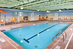 Swimming Pool, Heated and Indoor!