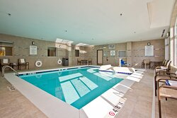 Lovely Indoor Heated Pool & Hot Tub Open from 5:30 AM to 10:30 PM