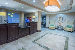 Welcome to the Holiday Inn Express Hanover.