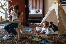 Suite Familiale La Reserve Geneve