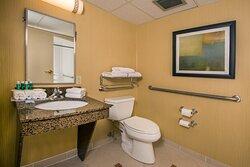 Accessible Guest Bathroom Vanity