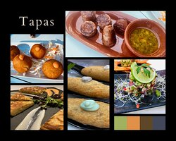 Nuestras Famosas Tapas .!!