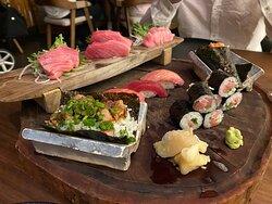Awesome sushi restaurant!
