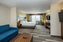 Our corporate travelers favorite suite