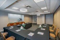 Flexible meeting space