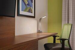 Guest Room Spacious Work Desk