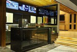 Grab & Go Breakfast Bar at Holiday Inn Express Jakarta Thamrin