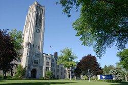 The University of Toledo, only 1.5 miles away.