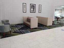 Lobby Area/Business Center