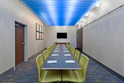 Our Board room will accomodate smaller group gatherings.