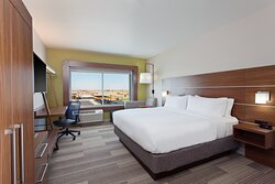 Enjoy a great nights sleep in one of our king beds