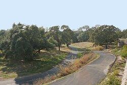Roseville CA Hotel Safe Walking Trail Nearby