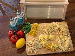 Our Fresh Pasta!!!!