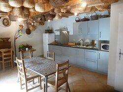 espace cuisine partagée