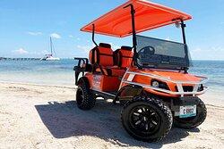 Island Cruiser Golf Cart Rentals