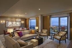 Pelican Suite Living Room