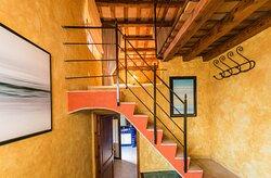 El Mirador 5 personas, 86m2, 2 habitaciones, 1 baño, terraza on vistas y barbacoa.