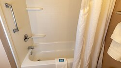 ALL BATHROOMS HAVE FULLY RENOVATED MARBLE TUB SURROUNDS