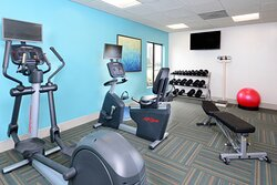 Stay fit while visiting local companies in Research Triangle Park
