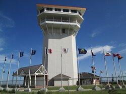 Golden Spike Tower Near Holiday Inn & Suites North Platte