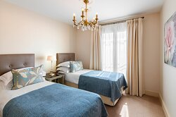 Chambre double - Appartement F3
