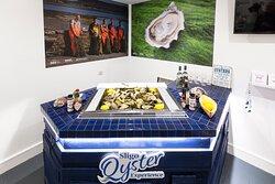 Sligo Oyster Experience Oyster Bar