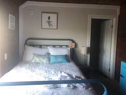 A bedroom fit for a Mermaid