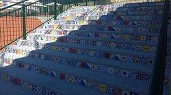 Bonita escadaria !!