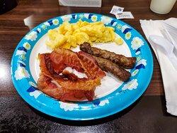 Good Hot Breakfast