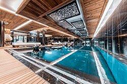 Ultima Spa Inside Swimming Pool IgorLaski