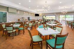 IHG Hotels Boca Raton Holiday Inn Indoor part of the Restaurant