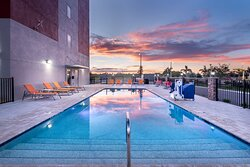 Come take a dip or relax by our beautiful heated pool!