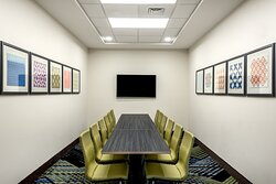 Our second conference room is perfect for small business meetings!