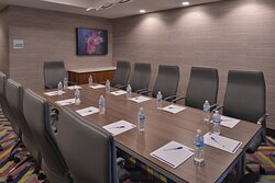 Meeting rooms available in boardroom style.