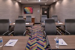 Plenty of space to for all your meeting needs