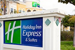 Holiday Inn Express Garden Grove Hotel Exterior