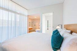 3 Bedroom Ocean View Villa Master Bedroom
