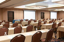 Our Ballroom is the perfect venue for any event.