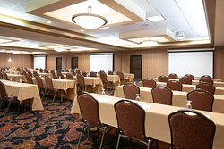 Hold your next social event in one of our Ballroom