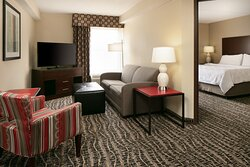 For extra space to stretch out and relax book our suite.