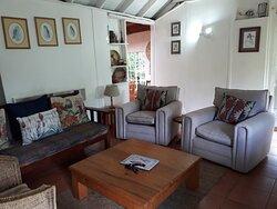 Robin Cottage. Sitting room