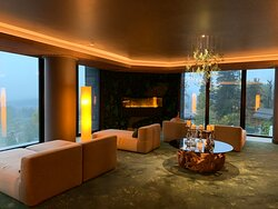 sala relax- zona massaggi