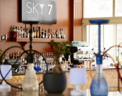 Sky7 is a place where you are able to enjoy your evenings with a variety of drinks and blended European and Georgian cuisines. 🍔🍹#Sky7Tbilisi www.linkhapp.ee/sky7terrace
